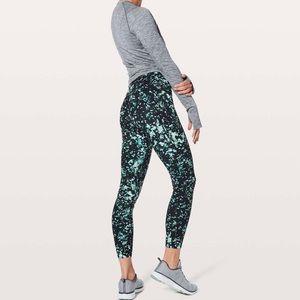 Lululemon Fast and Free ll Crop